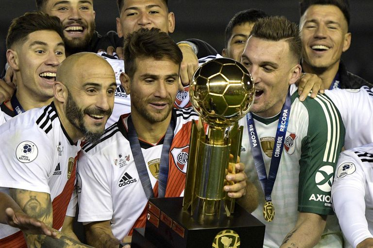 River goleó 3-0 a Atlético Paranaense y ganó otra Recopa Sudamericana