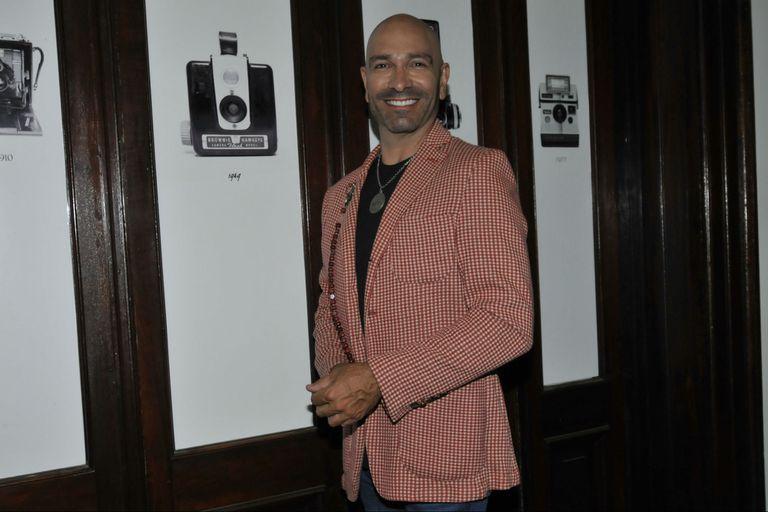 Fredy Villarreal, uno de los protagonistas de la obra que se estrenará en Villa Carlos Paz