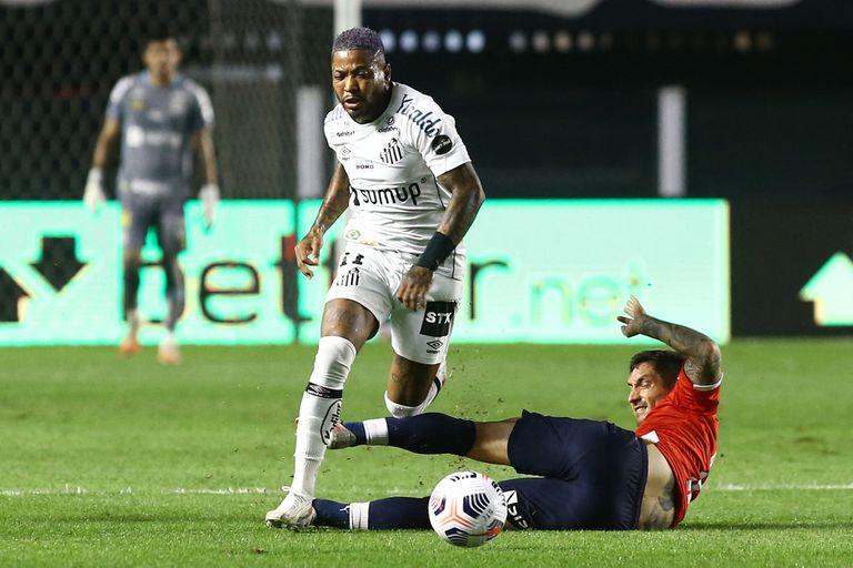 Independiente perdió con Santos, en Brasil, pero tiene argumentos para darlo vuelta