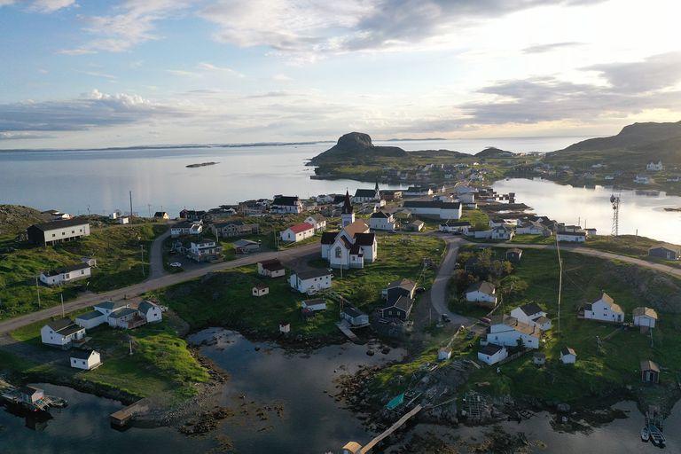 La isla de Canadá donde los habitantes son socios de un mismo proyecto comercial