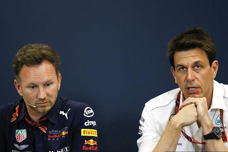 La batalla del muro: la otra pelea entre Red Bull Racing y Mercedes