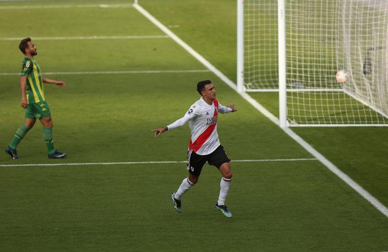 River - Aldosivi: el equipo de Gallardo reaccionó a tiempo con su gran  poder ofensivo y el regreso de Suárez y se clasificó a la próxima etapa de  la Copa de la