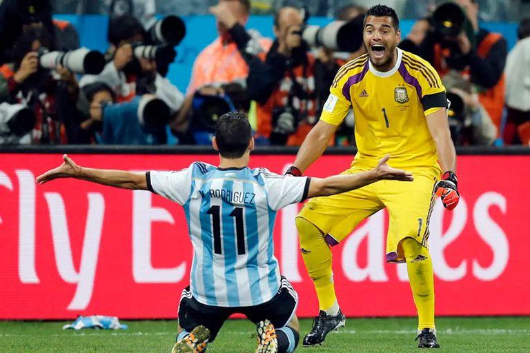 "Maxi Rodríguez, a seis años del penal contra Holanda: ""Mucha adrenalina"""