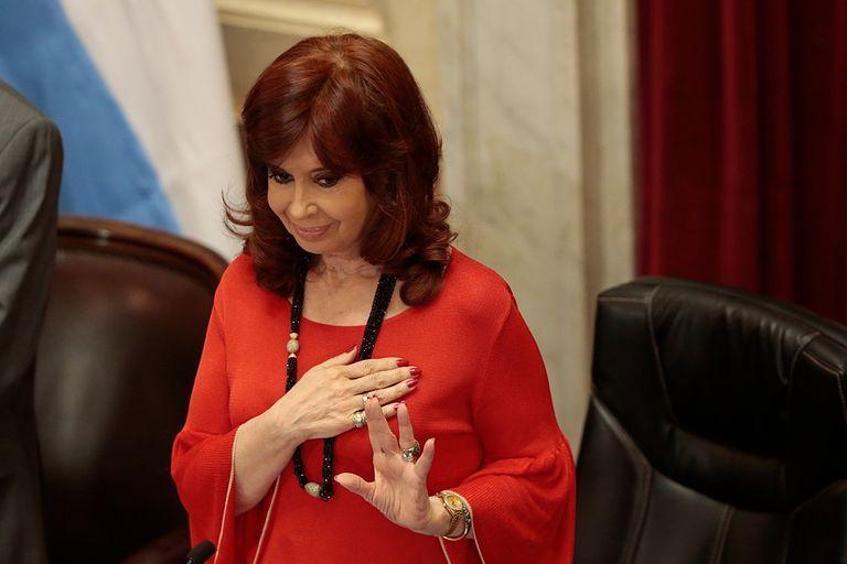 Festejo: Cristina Kirchner respondió el video que La Cámpora le dedicó por su sobreseimiento