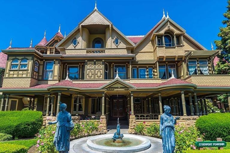 El misterio de la mansión Winchester se sustenta en los espíritus que la habitan