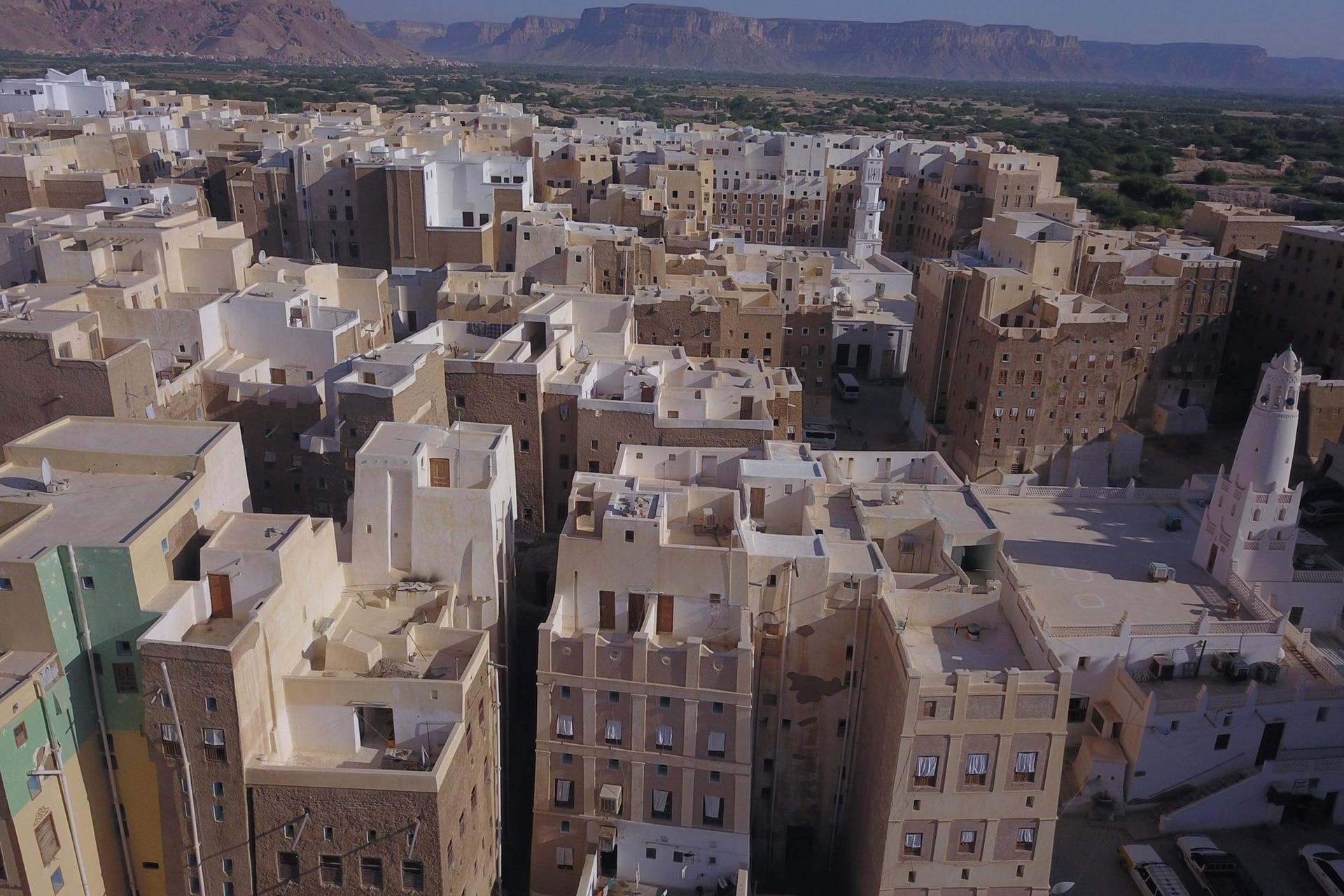 """Desde 1982 forma parte del Patrimonio Mundial de la Unesco como """"la ciudad con rascacielos más antigua del mundo"""""""