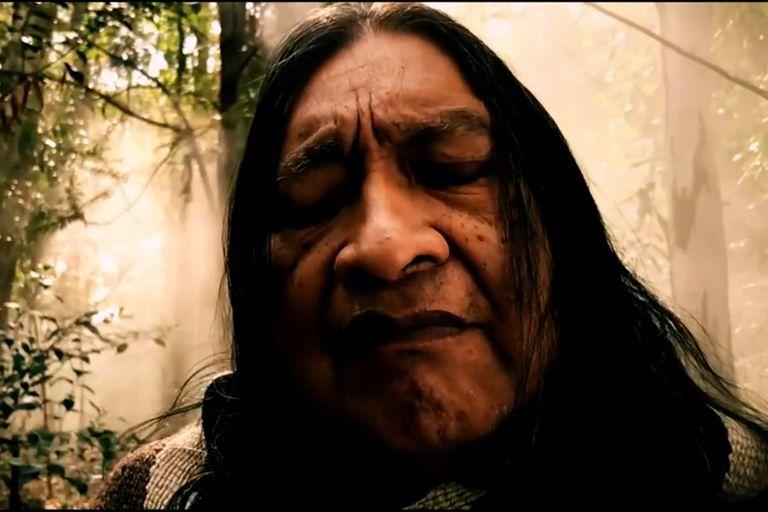 Rubén Patagonia, difusor de la cultura de pueblos originarios
