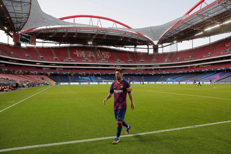 Gran ejemplo para Scaloni: cómo (no) rodear a Messi en la selección argentina