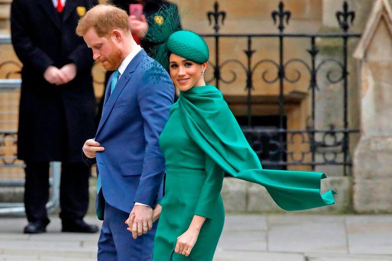 El príncipe Harry reveló que una opinión de su esposa Meghan Markle fue clave para decidir abandonar la corona británica