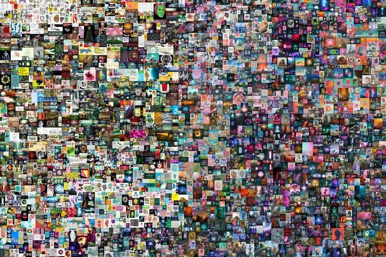 Every days: The first 5000 days, la obra digital que se vendió por más de US$69 millones