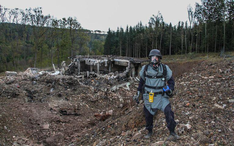 El comerciante de armas que está en la mira de la brigada de asesinos rusos de élite