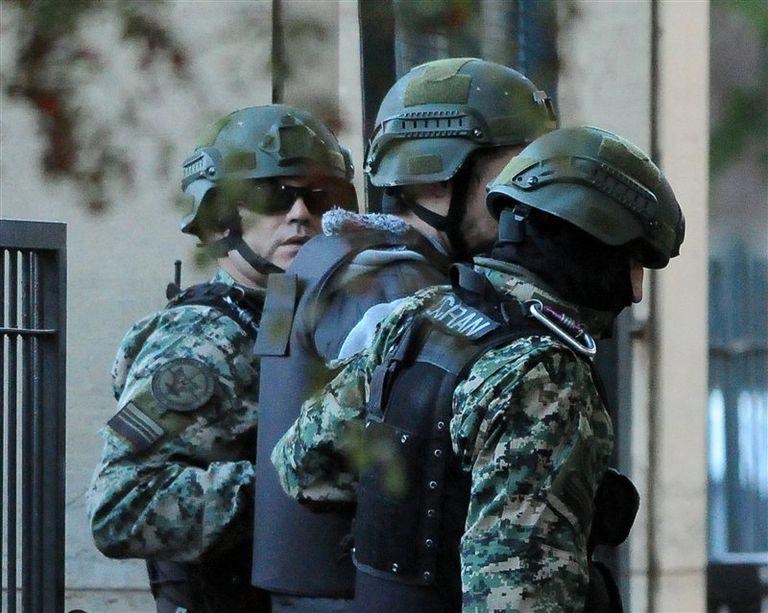 Pérez Corradi volvió a declarar ayer ante la jueza Servini