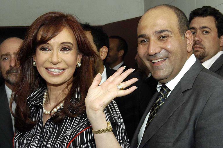 Juan Manzur Cristina Kirchner