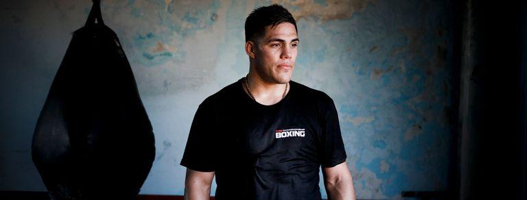 Brian Castaño: el campeón mundial cuenta cómo noqueó a los ataques de pánico