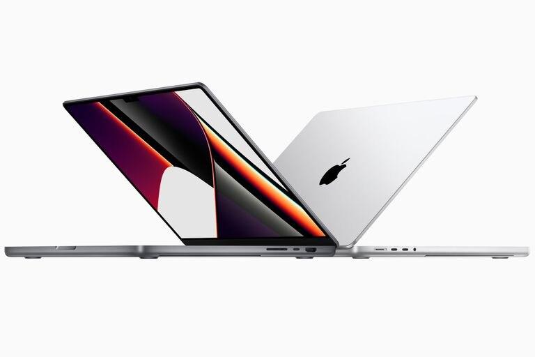 Apple rediseña la MacBook Pro, ahora con notch y procesadores M1 Pro y M1 Max