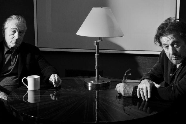 Es la tercera película que De Niro y Pacino filman juntos, después de Fuego contra Fuego y Las dos caras de la ley