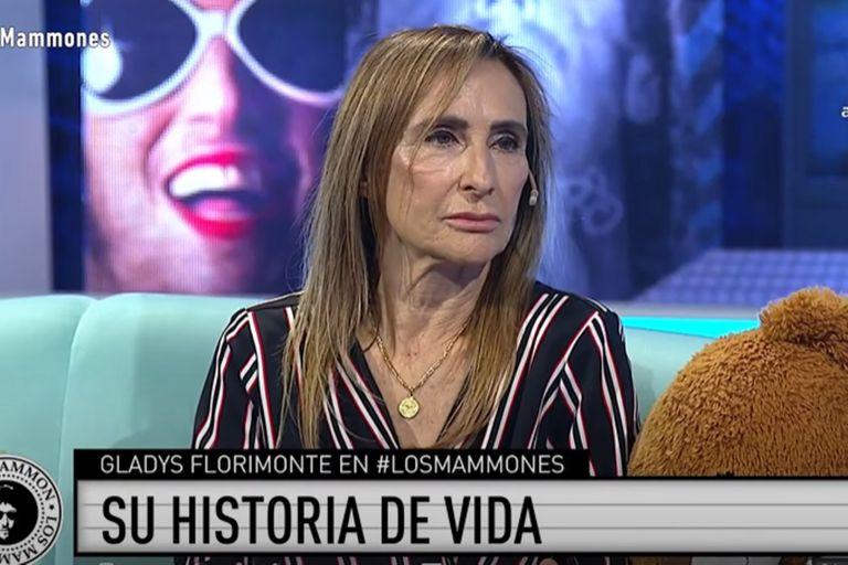 """El duro recuerdo de Gladys Florimonte del vínculo con su padre: """"Te anulaba"""""""