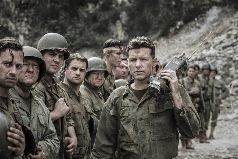 La película narra la historia de un objetor de conciencia que participó de la batalla de Okinawa