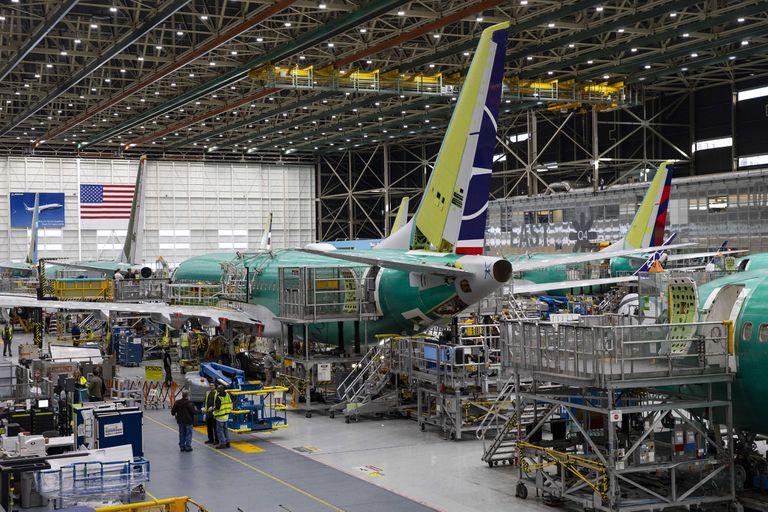 Qué pasa con Boeing después de la catástrofe de los 737