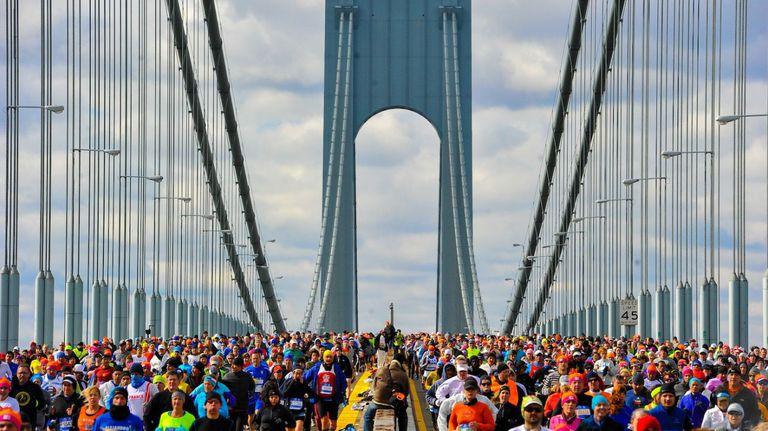 ¿Cómo es el estado físico de los corredores?