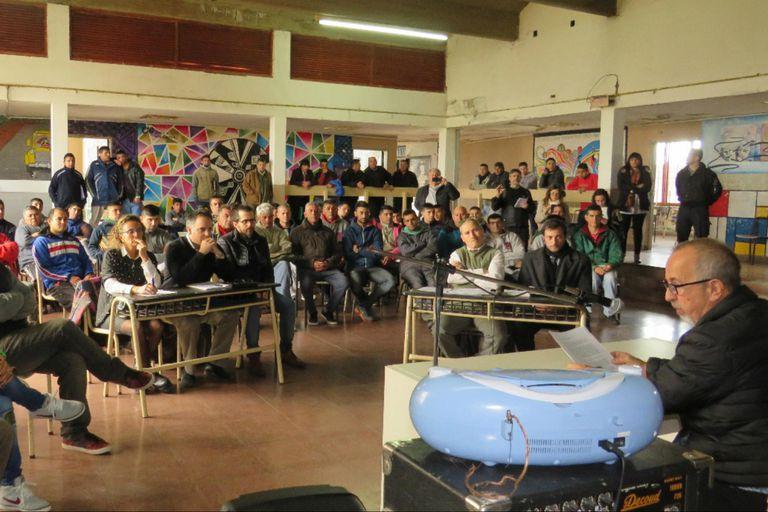 La APP ya realizó varios simulacros de juicios por jurados, entre ellos, uno en un penal de Mar del Plata, donde los propios internos participaron como jurados