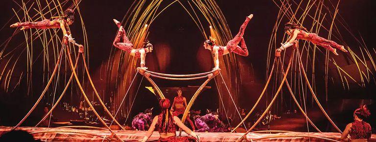 Cirque du Soleil: cómo será Amaluna, su nuevo espectáculo