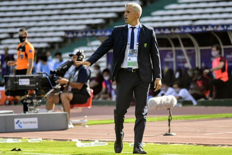 Crespo, a Brasil. Qué falta para que sea el próximo entrenador de San Pablo