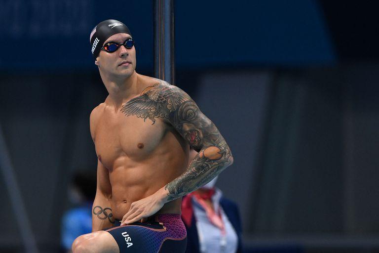 """El nuevo rey de la natación estrenó una particular estrategia contra el """"efecto redes sociales"""""""