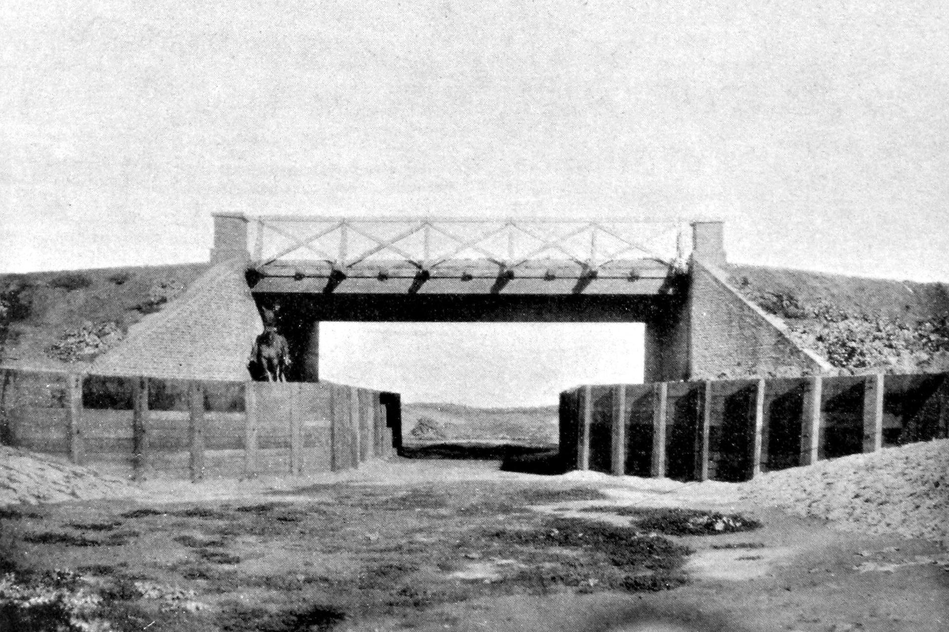Puente en el kilómetro 47