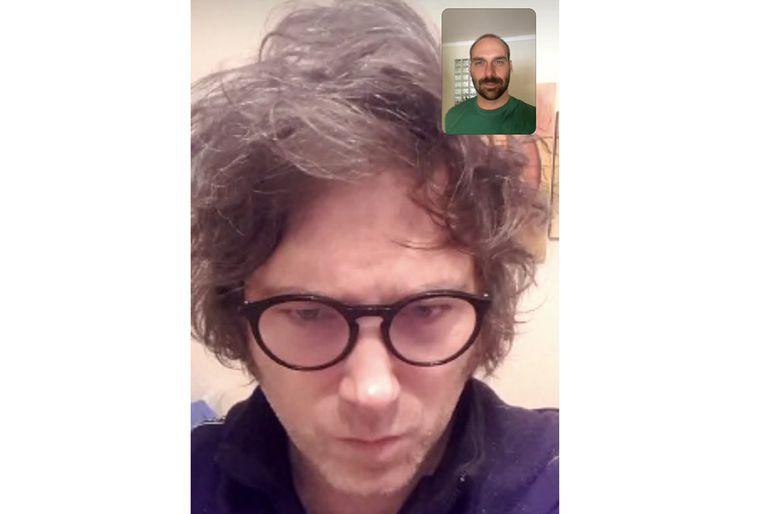 La teleconferencia entre Javier Milei y Eduardo Bolsonaro