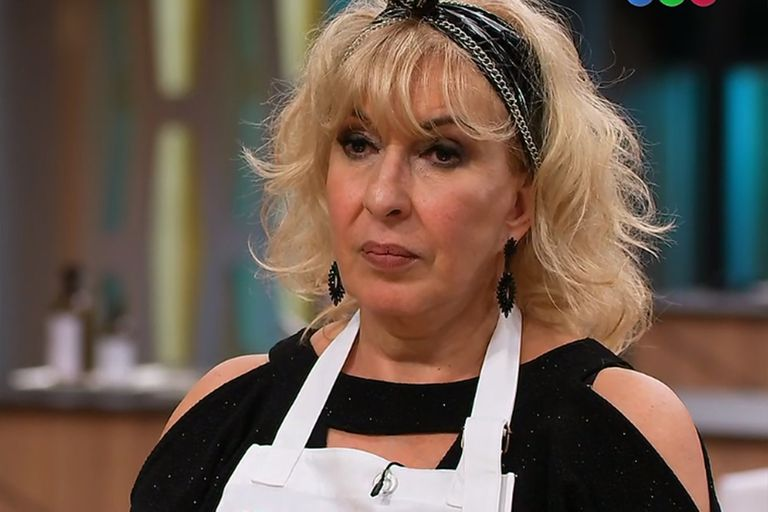 Georgina Barbarossa en MasterChef Celebrity