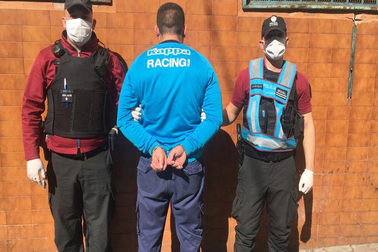 En pleno Belgrano: se hacían pasar por obreros para robar y fueron detenidos