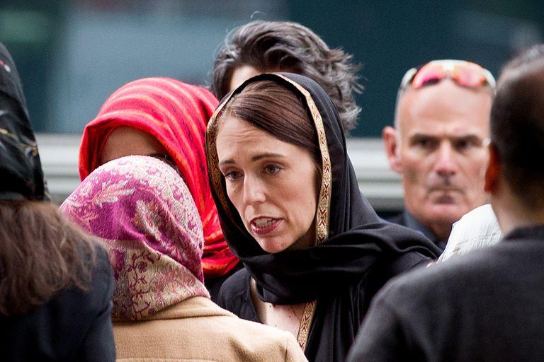 Antes de la matanza, el extremista envió un mail a la premier de Nueva Zelanda