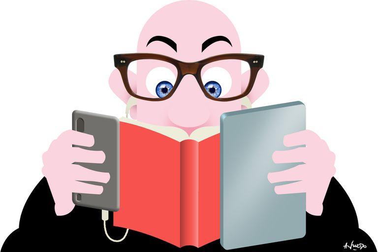 Lectores del siglo XXI, digitales y multitasking
