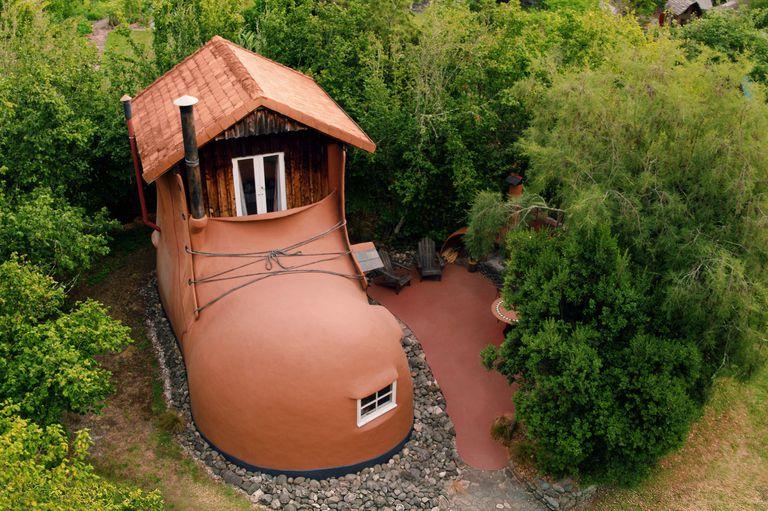 La Bota - alojamiento de cuento de hadas (Nelson, Nueva Zelanda)