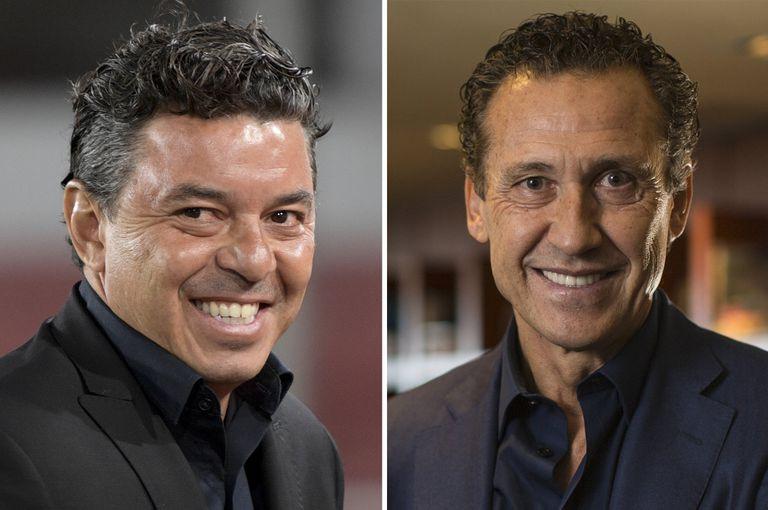 """Valdano no conoce personalmente al entrenador de River;: """"Gallardo impuso una idea atractiva en medio de un contexto impaciente hasta la histeria"""", subraya"""
