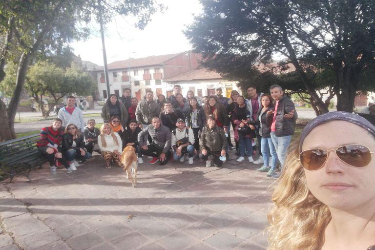 Mari´a Estefanía Borthiry Buide y otros argentinos varados en Cuzco