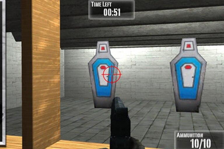 El polémico video juego fue lanzado por la Asociación Nacional del Rifle de los Estados Unidos
