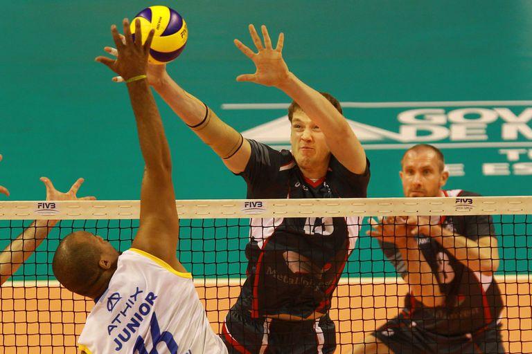 UPCN no pudo con Belgorod en la semifinal