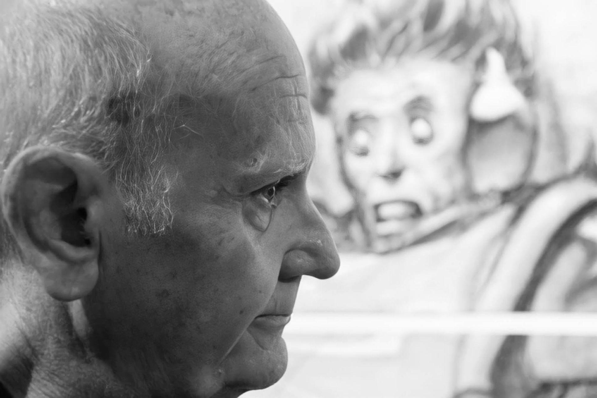 Juan Giménez había viajado a España, falleció a sus 76 años