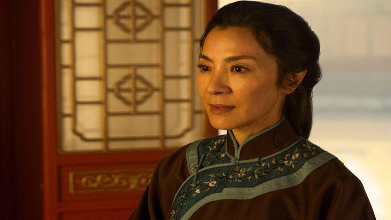 Michelle Yeoh será la Capitana Georgiou