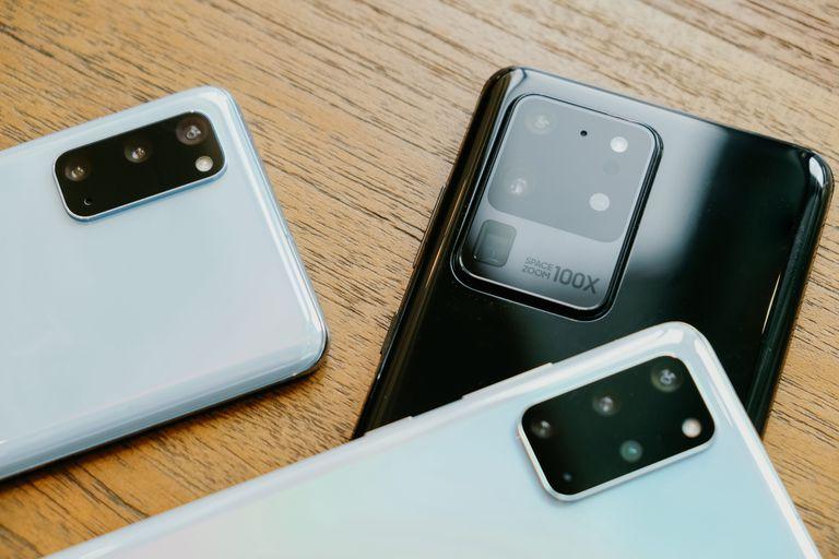 La familia Galaxy S20 será la primera de Samsung en recibir la actualización a Android 11