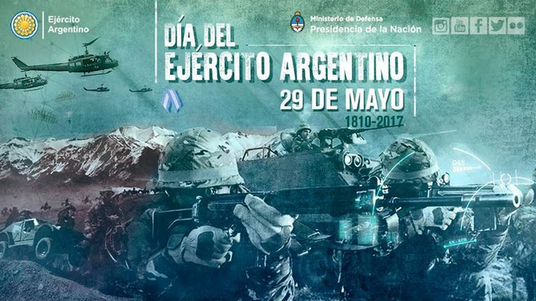 Día del Ejército Argentino: habrá desfiles y un homenaje a veteranos de Malvinas