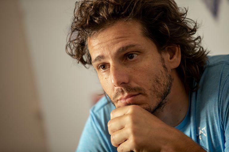 """Gaudio, el capitán de la Copa Davis: """"Es temprano para hablar con Del Potro"""""""