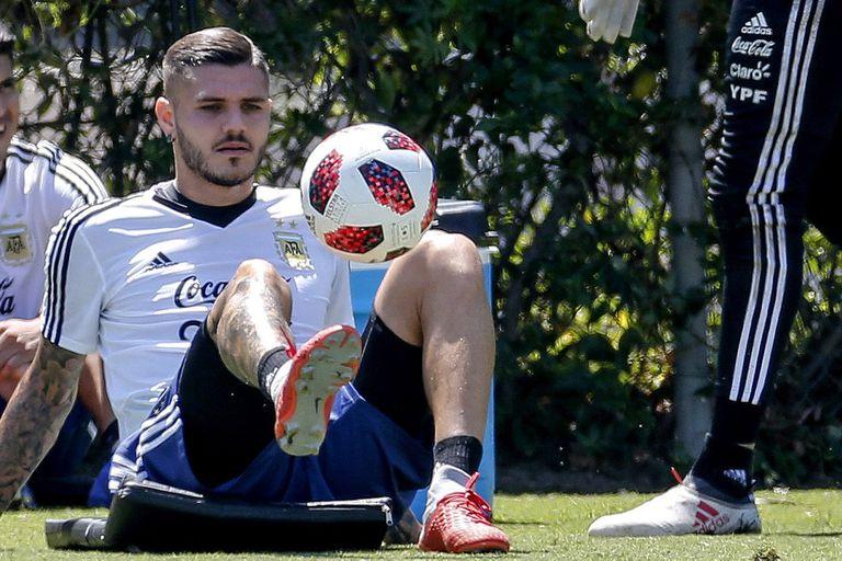 Volverá a estar Mauro Icardi, de gran presente en el fútbol italiano