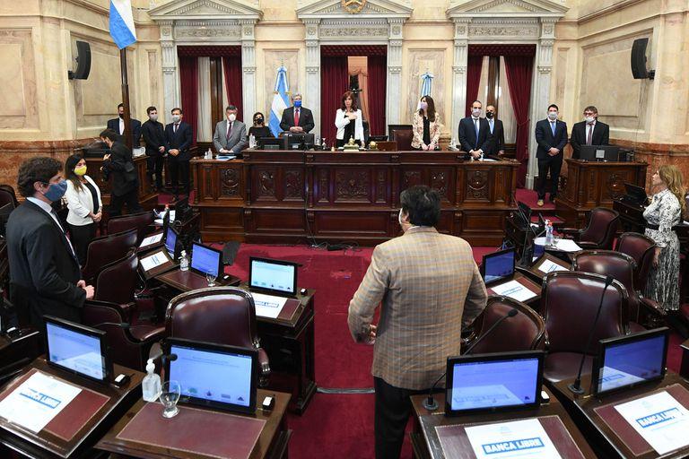 Senado. El oficialismo aprobó la ley de concursos y quiebras: excluye a Vicentin
