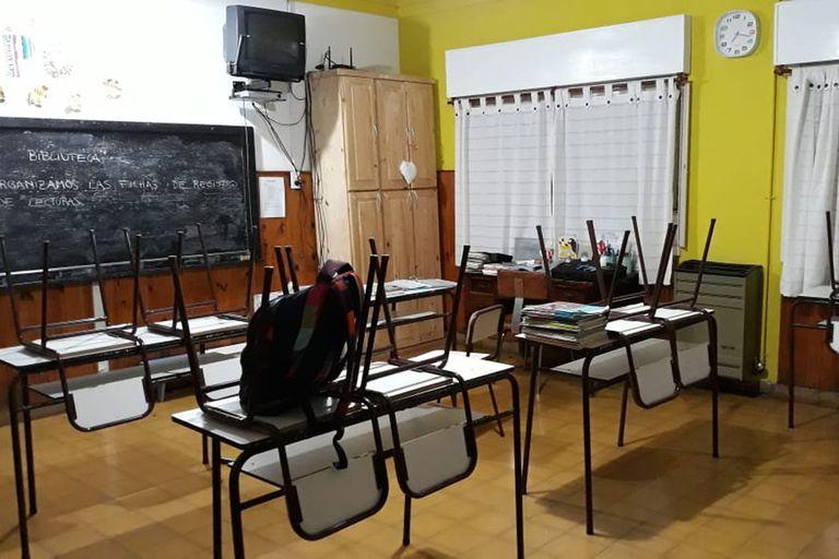 En muchos casos, la idea es convocar a voluntarios que ayuden a los chicos con sus clases