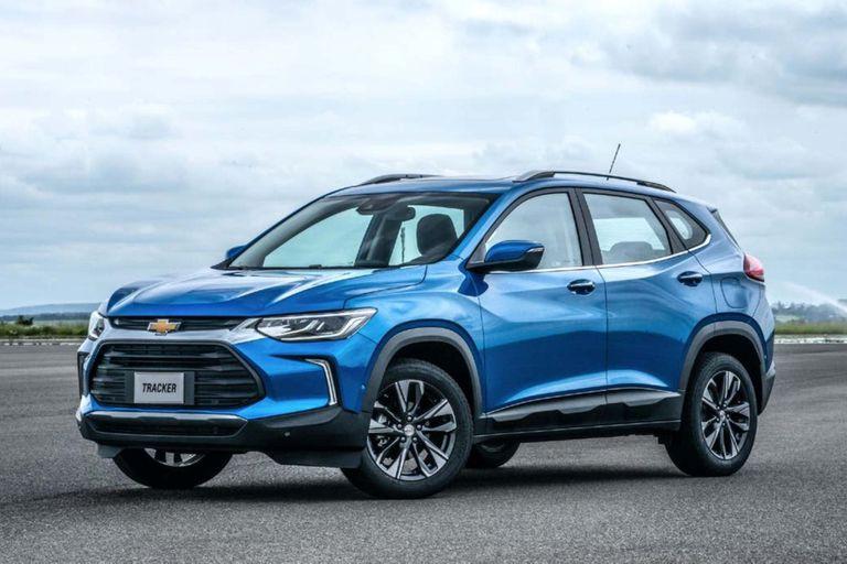 Chevrolet Tracker 2021: conocé la ficha técnica y los precios de lista