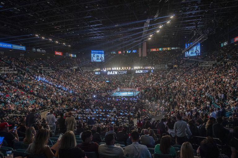 El boxeo también prepara su regreso: cuándo y cómo será la vuelta en Las Vegas