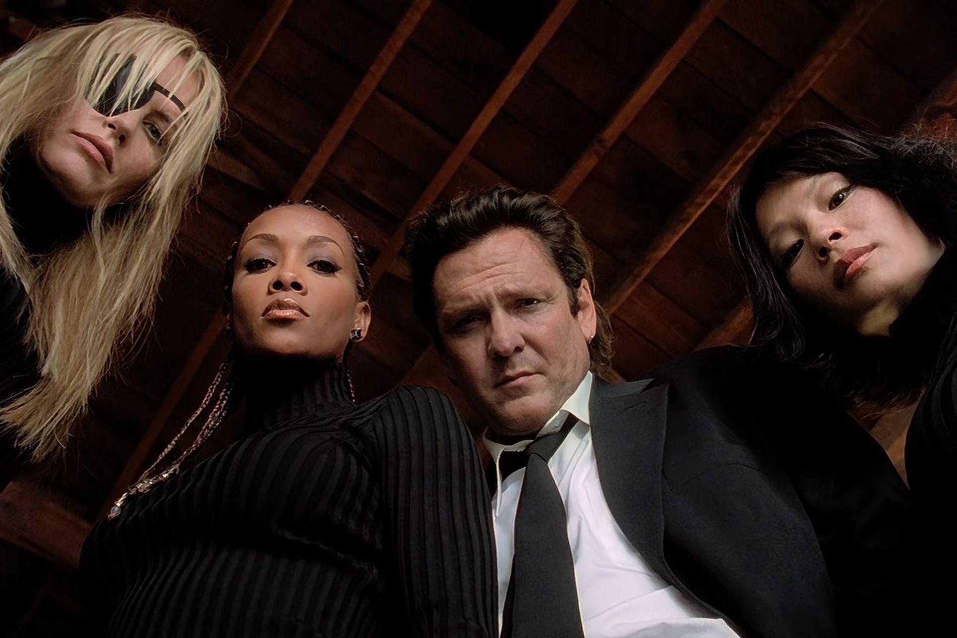 Daryl Hannah, Vivica A. Fox, Michael Madsen y Lucy Liu, villanos de Kill Bill